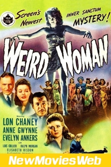 Weird Woman-Poster new comedy movies