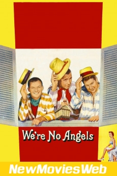 We're No Angels-Poster new horror movies