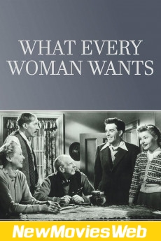 What Every Woman Wants-Poster new animated movies