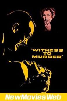 Witness to Murder-Poster new movies coming out