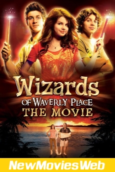 Wizards of Waverly Place The Movie-Poster new movies on netflix