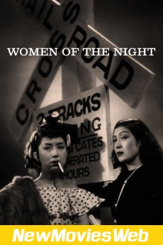 Women of the Night-Poster new movies to stream