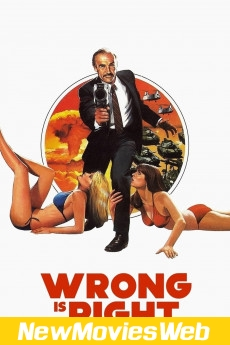 Wrong Is Right-Poster new horror movies
