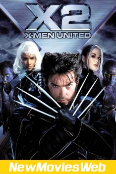 X2 X-Men United-Poster new movies to watch
