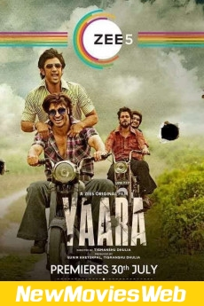 Yaara-Poster new movies in theaters