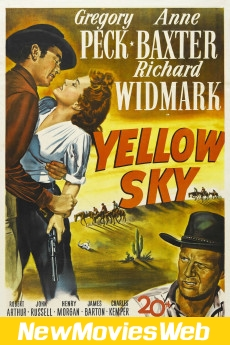 Yellow Sky-Poster new movies on demand